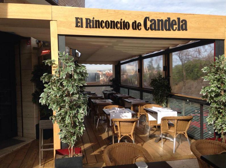 El rinconcito de candela calle torrecilla del puerto 5 for Restaurante puerto rico madrid