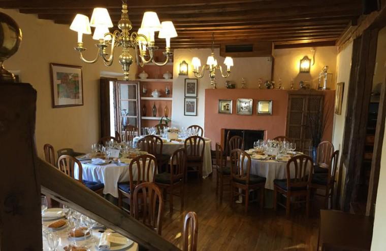 El yantar de pedraza restaurante for Restaurante el jardin pedraza