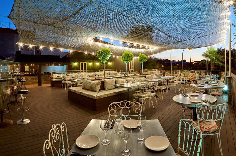 Matt calle mateo inurria 19 madrid for Restaurante lamucca calle prado madrid