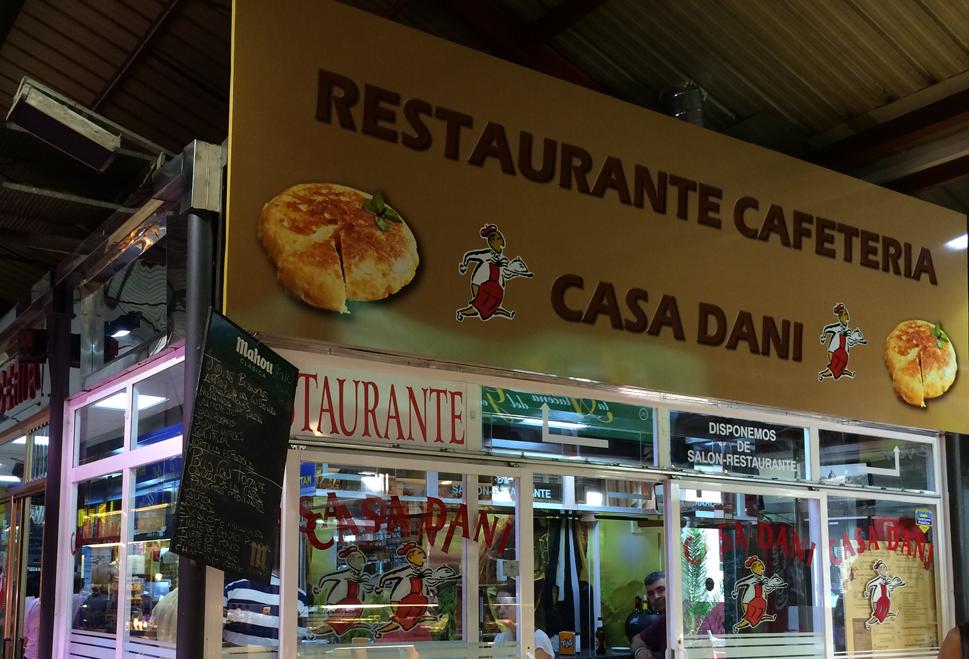 Casa dani calle lagasca 49 madrid for La casa encendida restaurante madrid