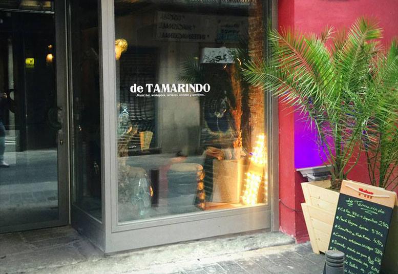 De tamarindo calle loreto y chicote 7 madrid for Calle loreto prado y enrique chicote